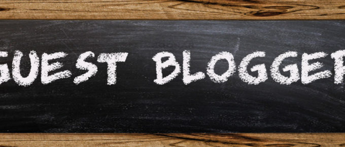 2018 – Week 5 – Guest Blogger